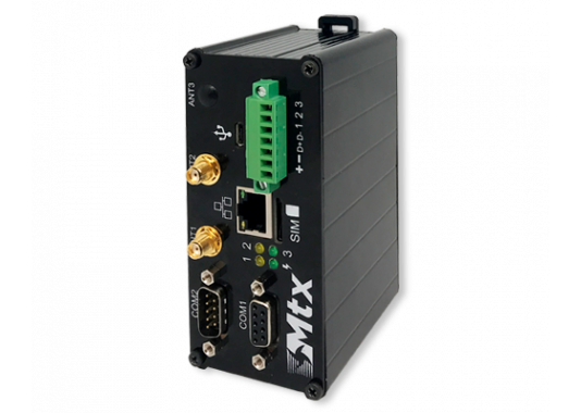 Pramoninis IoT  maršrutizatorius MTX-ROUTER-TITAN II-S