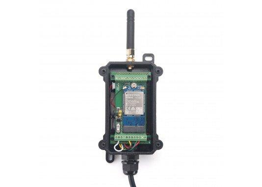 NBSN95 vandeniui atsparus ilgo veikimo nuotolio bevielis NB-IoT sensorių mazgas