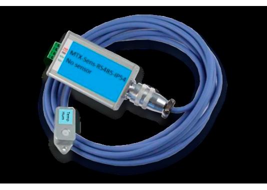 Temperatūros, drėgmės ir ultragarso sensoriai MTX įrenginiams