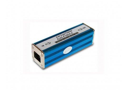 100M Ethernet signalo viršįtampių apsauga FL45-E100
