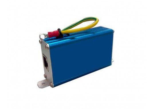 Gigabit Ethernet signalo viršįtampių apsauga FL45-E1000