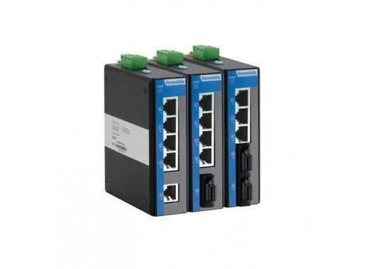 5-ių prievadų pramoninis Ethernet komutatorius IES215