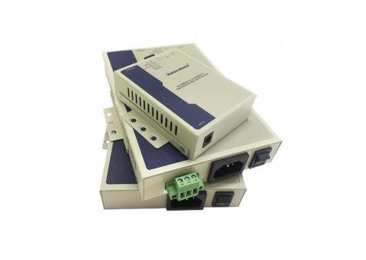 2-prievadų 100M Ethernet keitikliai MODEL1100
