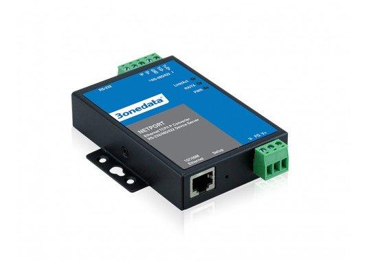 Pramoninis RS232/RS485 Ethernet keitiklis NP301