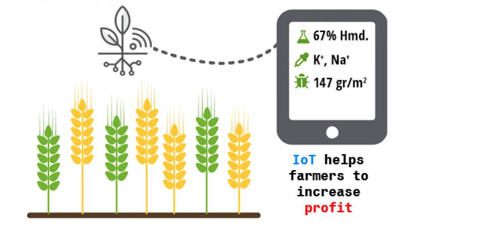 Nauji IoT sprendimai Žemės ūkyje