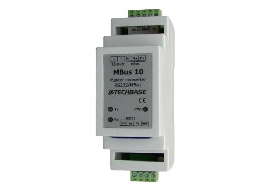 M-Bus RS232 keitiklis mBus 10