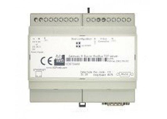 M-Bus koncentratorius - duomenų kaupiklis MBCON-LAN-20