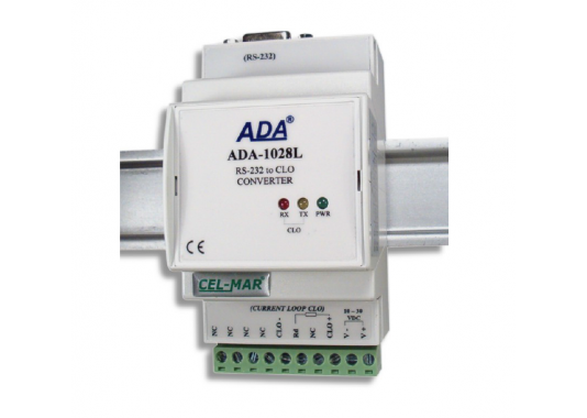 RS232 keitiklis į srovės kilpą ADA-1028L
