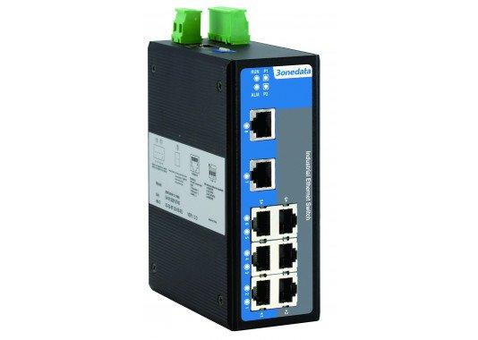 8-ių prievadų pramoninis Ethernet komutatorius IES318