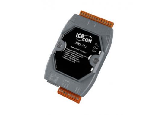 Modbus/TCP - HART Gateway HRT-711